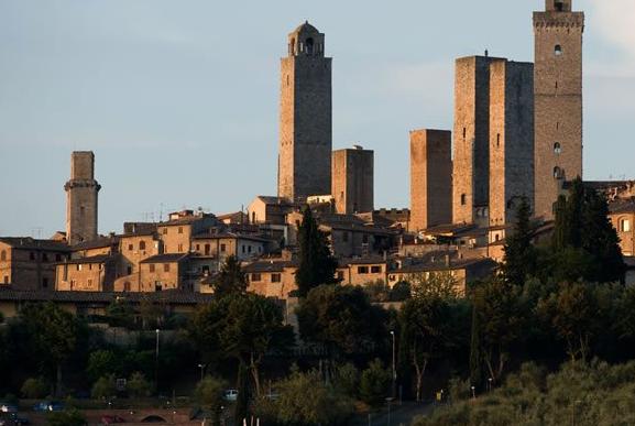 Villasanpaolo Spa Hotel San Gimignano San Gimignano Si