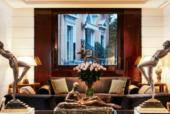 hotel lord byron rome italy